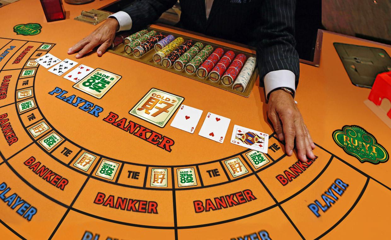 Casinos Bc Ruyi Baccarat Steve Feng